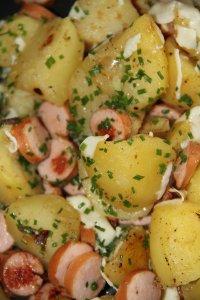 Foto Bratkartoffeln