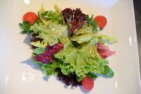 Foto Deluxe Entree Salat