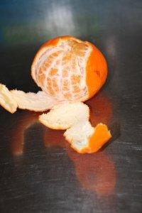 Foto Mandarine in Schale