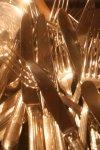 Bild Besteck, Bild Messer, Bild Gabel, Bild Silber, Bild Silberbesteck,